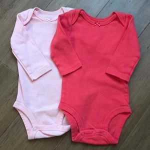 Just one You by Carter's bodysuit set